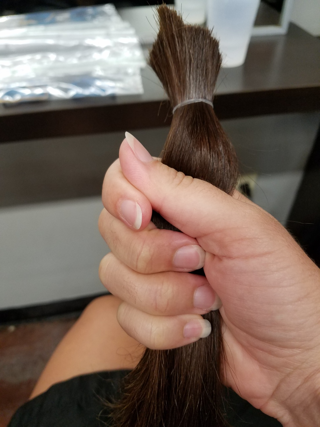 10 Inches of Hair for Pantene Beautiful Lengths