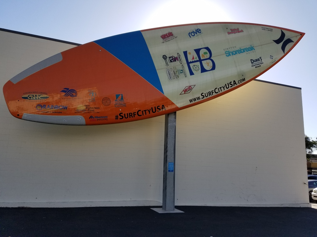 1,100 pound surfboard