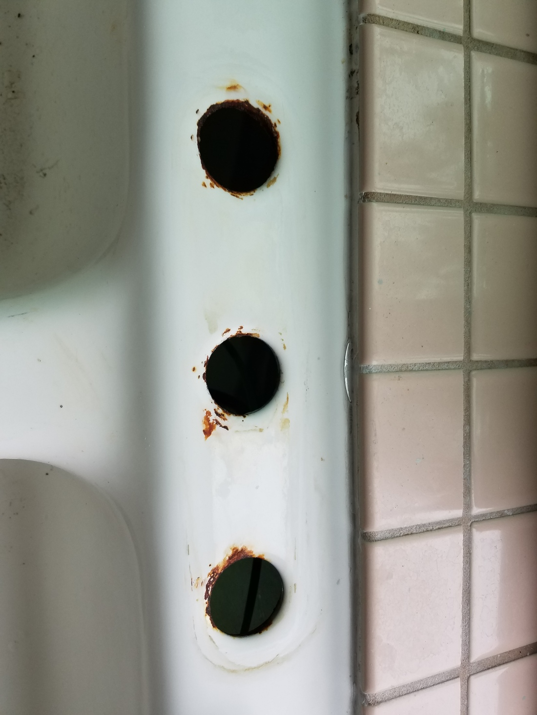 Clean Holes
