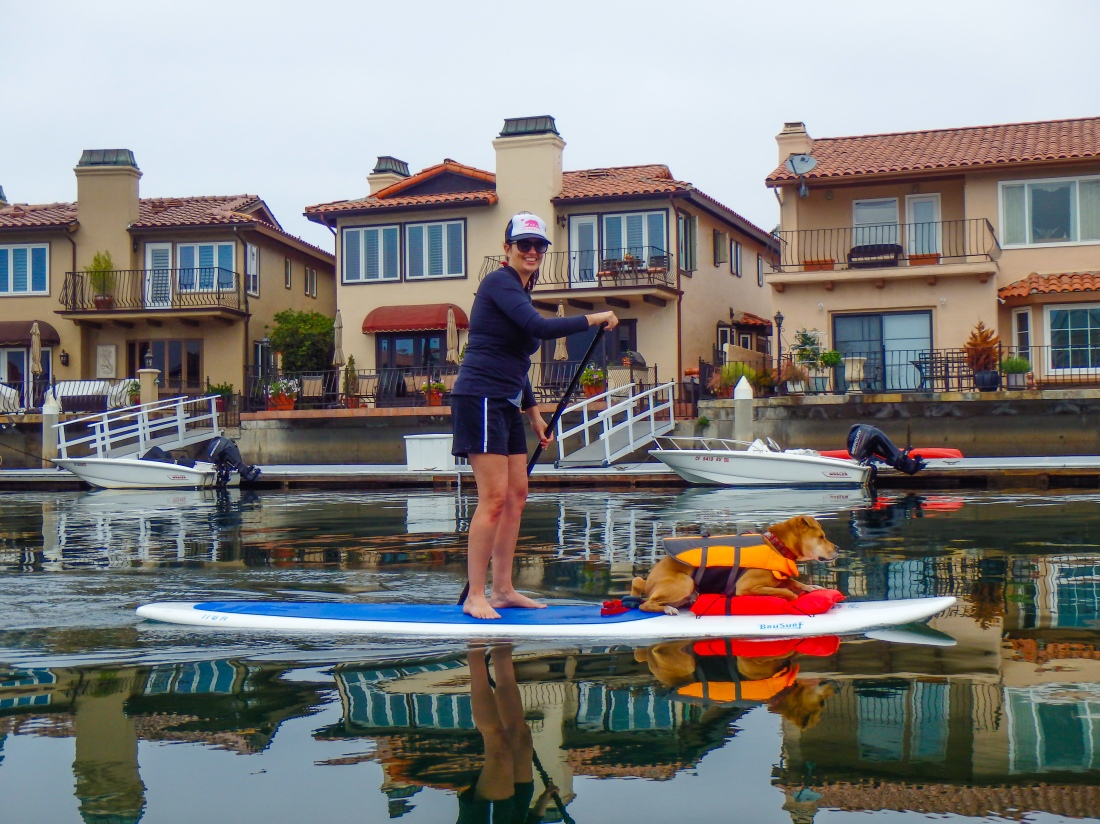 Ideal SUP Positions