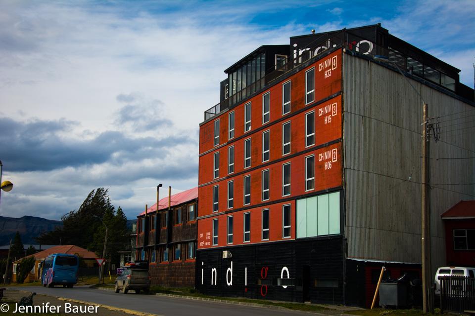 Indigo Hotel, Puerto Natales, Chile